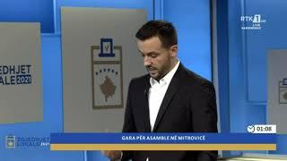 Zgjedhjet Lokale 2021 - Gara për Asamble në Mitrovicë 13.10.2021