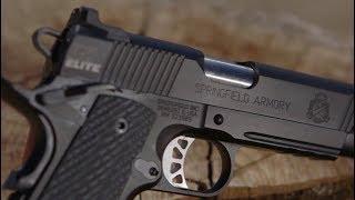 Springfield Armory Range Officer Elite Champion