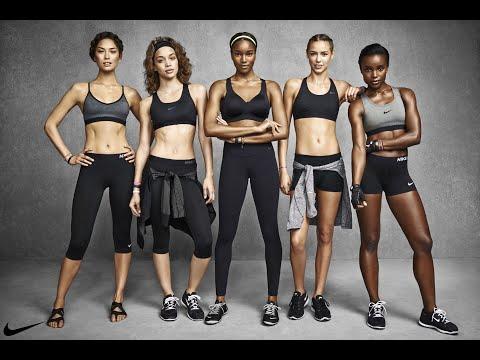 Sportwear Wanita: Bersukan Dengan Lebih Berkeyakinan Kebanyakan wanita put effort untuk kekal sihat.
