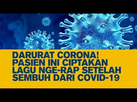 Darurat Corona! Pasien Ini Ciptakan Lagu Nge-Rap Setelah Sembuh Dari Covid-19