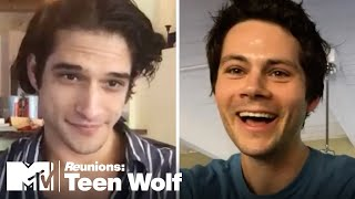 Teen Wolf 9-Years Later   MTV Reunion