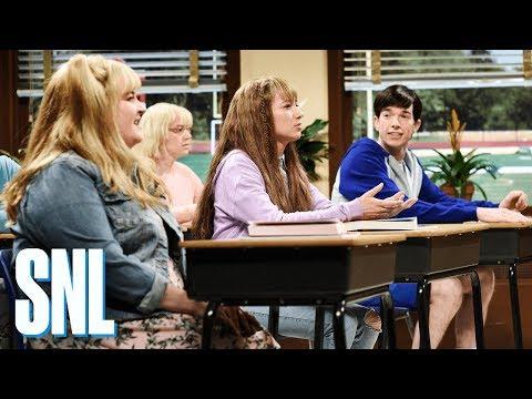 National School Walkout - SNL