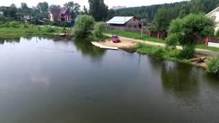 Платная рыбалка в пирогово мытищинский район