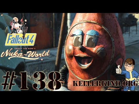 Fallout 4 - Nuka World #138 - Wer ist hier der Boss? ★ Let's Play Fallout 4 [HD|60FPS]