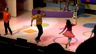 Fresh Beat Band in concert - I Can Do Anything