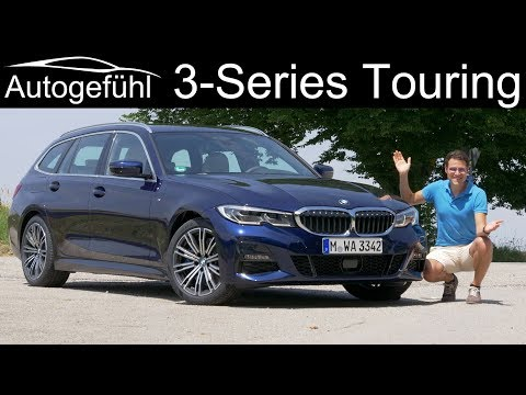 External Review Video q1XxE-kd74s for BMW 3 Series Sedan (G20) & Touring (wagon, G21)