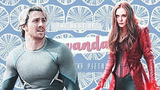 THE BEST OF MARVEL: Wanda & Pietro Maximoff
