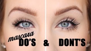 MASCARA DOS AND DONTS