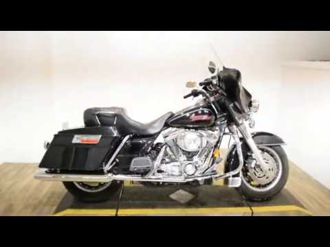 2005 Harley-Davidson FLHT/FLHTI Electra Glide® Standard in Wauconda, Illinois - Video 1