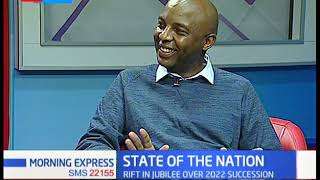 Murathe - Ruto rivalry widens with Murathe hinting Uhuru will go for a PM post | STATE OF THE NATION