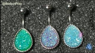 Bodyj4you Belly Button Ring Jewelry Summer Style