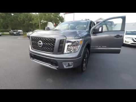 Pre-Owned 2019 Nissan Titan 4x4 Crew Cab PRO-4X
