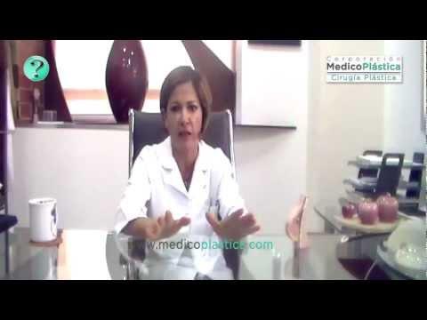 Poner implanty de pecho