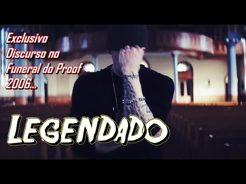 Discurso De Eminem No Funeral Do Proof *RARO* 'LEGENDADO' Mp3
