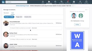 HACK/How to Delete Pending Connection Requests on LinkedIn In 2020 to Protect Your Account