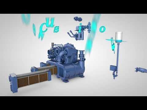 Introduction of IHI Centrifugal Compressor / Oi-Free Turbo Compressor