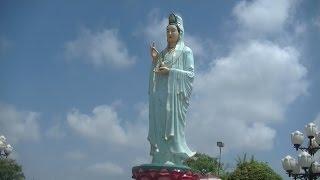 Hành hương chùa Mẹ Nam Hải & Chùa Dơi (Full HD)