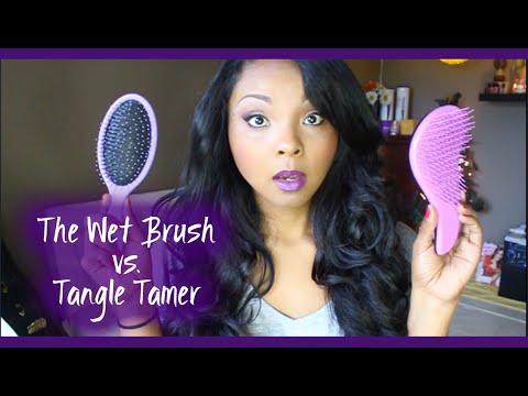 Original Detangler Hair Brush Teal by wet brush #9