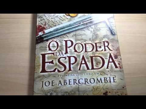 Livro de fantasia - O Poder da Espada - Trilogia A primeira lei - Joe Abercrombie