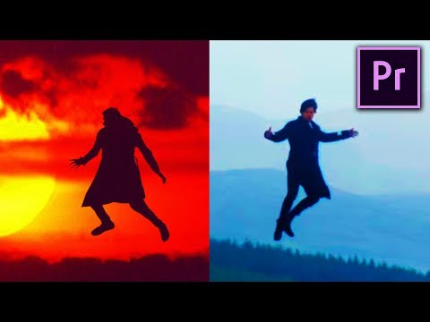 How to FLY REALISTIC (like Harry Styles) | Premiere Pro Tutorial
