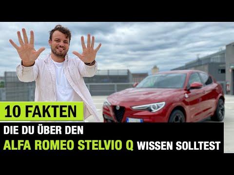 10 Fakten❗️die DU über DEN Alfa Romeo Stelvio Quadrifoglio wissen solltest! 🍀 2020 Review - 510 PS!