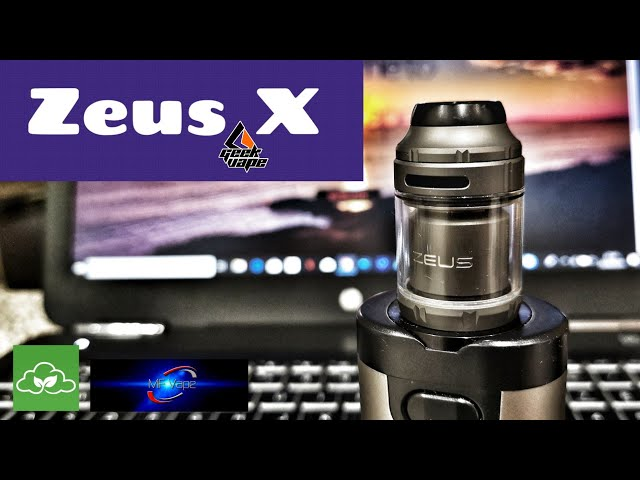 Zeus X - Geekvape - Review & Rewick