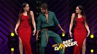 Nora Fatehi Salman Khan Romantic Dance Performance Illegal Weapon 2.0 Song'S