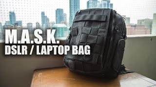 "SLAPPA M.A.S.K. Backpack Review | Fit your 17"" Gaming Laptops here"