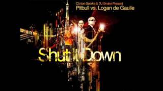 Pitbull Feat Akon - Shut It Down (Javi Mula Remix)