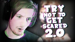IT GETS WORSE.. || Try Not To Get Scared #2