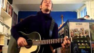 Jimmy Gnecco (Ours) - Mystery - Live Acoustic Boutique Fargo Paris - 29/11/2010