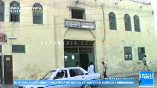 preview picture of video 'Abdul Aziz Mosque, Hamar Weyne, SYL Headquarter in Mogadishu - 1988'