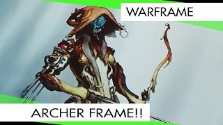 Warframe : Archer Frame and New Skins on the way!