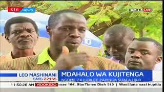 Wakazi wa Kisumu watoa hisia zao kuhusu mdahalo wa kujitenga