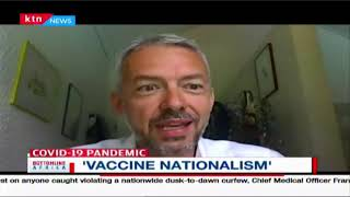 \'vaccine Nationalism\' Perspective of Emmanuele Capobianco, Head of Health, IFRC