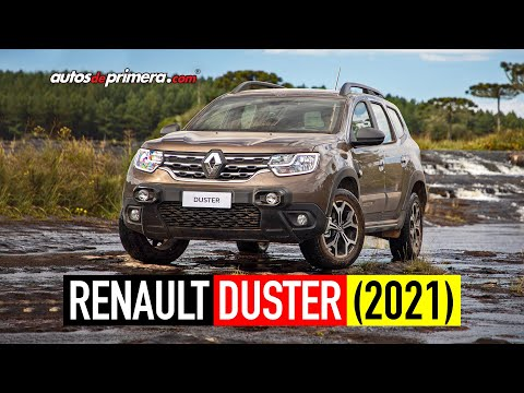 Renault Duster 2021, así es la nueva generación 🚙💨👍🏼