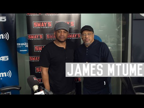 "The Legendary James Mtume Talks The Truth Behind ""New York Undercover"" + A Message For All Rappers Mp3"