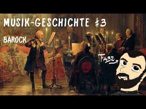 MUSIKGESCHICHTE #3 - Barock