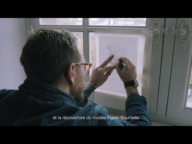 100TAUR : l'hommage à Ingres.