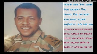 SBS - Interview with Col. Abebe Geresu
