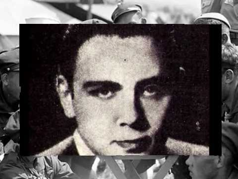 Polish prewar hit: Albert Harris - Bukiecik fiołków, 1937