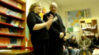 preview picture of video 'Limana, 11 gennaio 2010. Presentazione esposizione Patrizia Burigo'