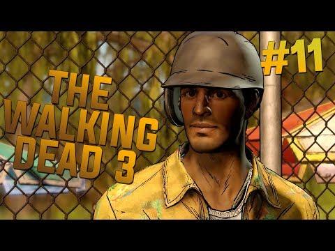 The Walking Dead 3 - |#11| - Nové plány! | Český Let's Play | Český překlad (částečný)