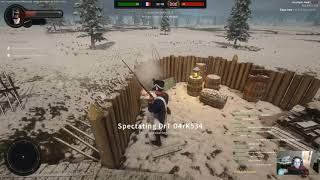 Holdfast:French Soldier Makes Best Last Stand