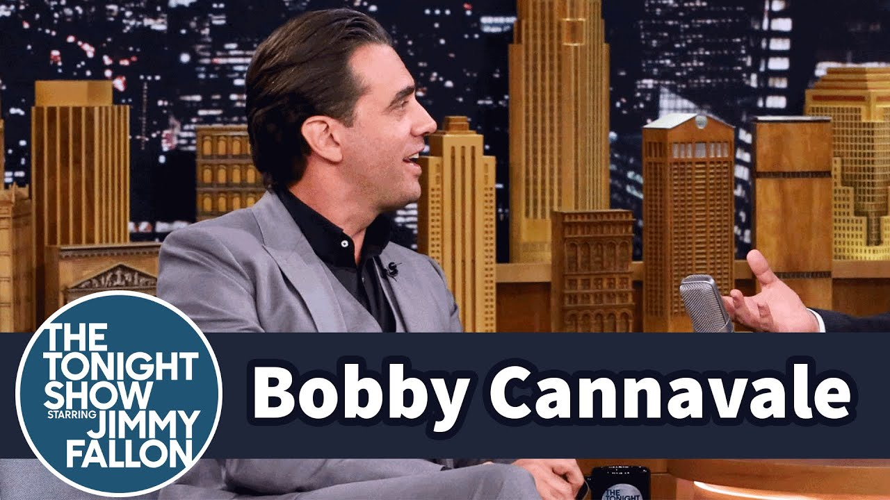 Bobby Cannavale Can't Get His 21-Year-Old to Kiss Him thumbnail