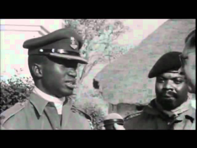 Lt. Colonel Patrick Chukwuma Kaduna Nzeogwu