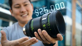 What Makes Cinema Lenses So Special!? | DEEP DIVE on Arri Signature Primes