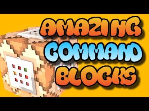 5 SECRET Command Block TRICKS in Minecraft! (Pocket Edition