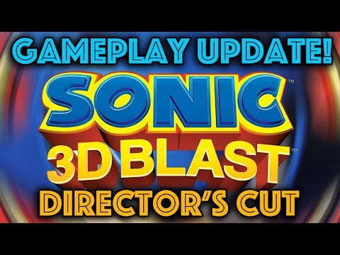 Sonic Hacking Contest 2018 :: Sonic 3D Blast DX (BETA)