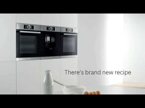 Bosch Combi Microwave CMG676BS6B - Stainless Steel Video 3